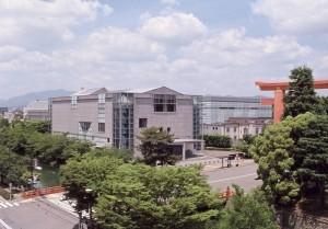 京都国立近代美術館外観