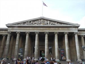 大英博物館①
