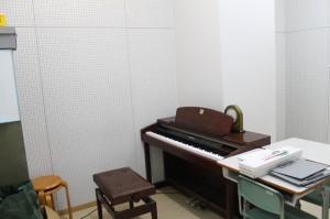 ピアノの小教室